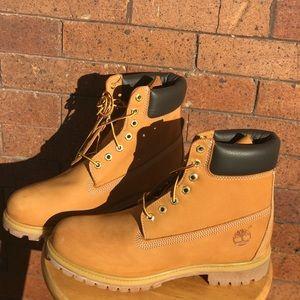Size 10 New MEN'S 6-INCH PREMIUM WATERPROOF BOOTS